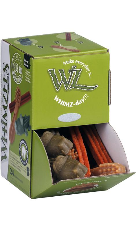 WHIMZEES Box Mix M 24szt