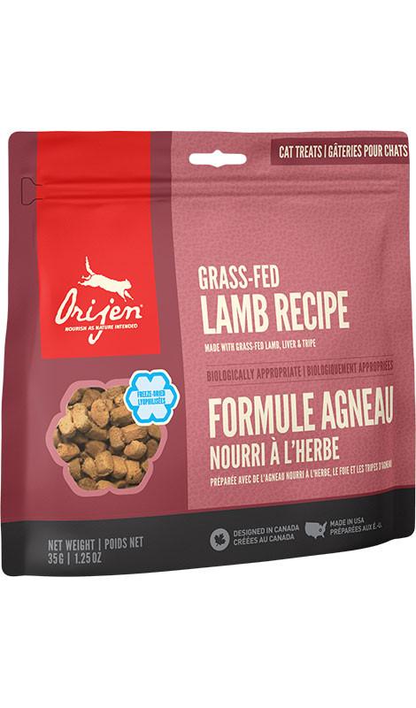 ORIJEN FD Treats Grass- Fed Lamb Cat