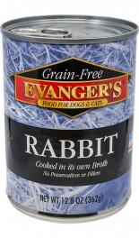 EVANGER'S Grain Free Królik...