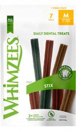 WHIMZEES 1 Week Pack Stix M...