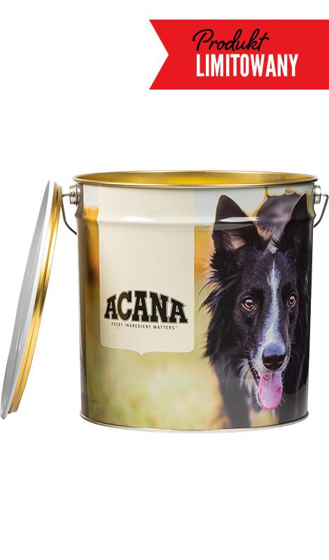 Wiadro na karmę dla psa ACANA